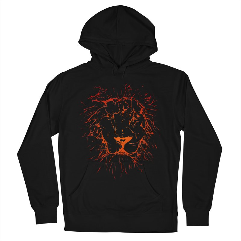 lava lion Women's Pullover Hoody by SOE