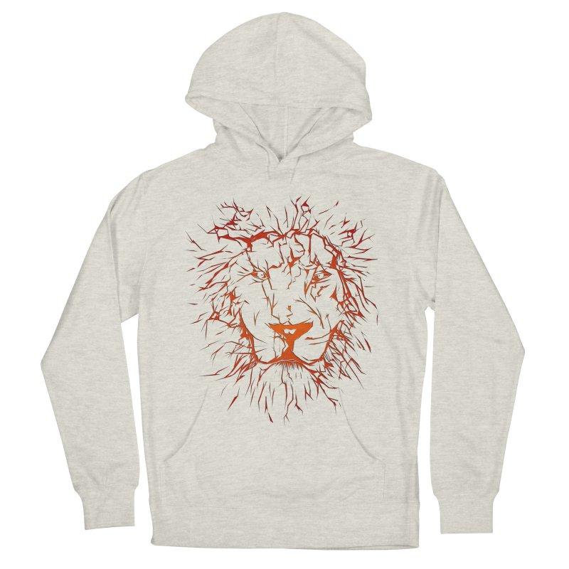 lava lion Men's Pullover Hoody by SOE