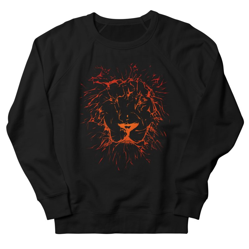 lava lion Women's Sweatshirt by SOE