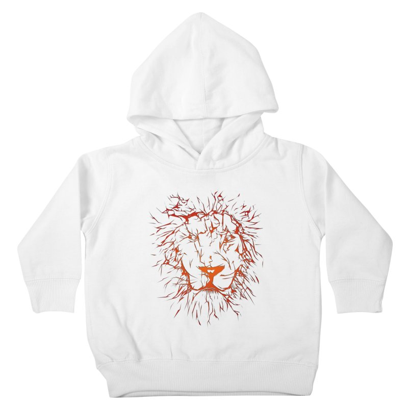 lava lion Kids Toddler Pullover Hoody by SOE