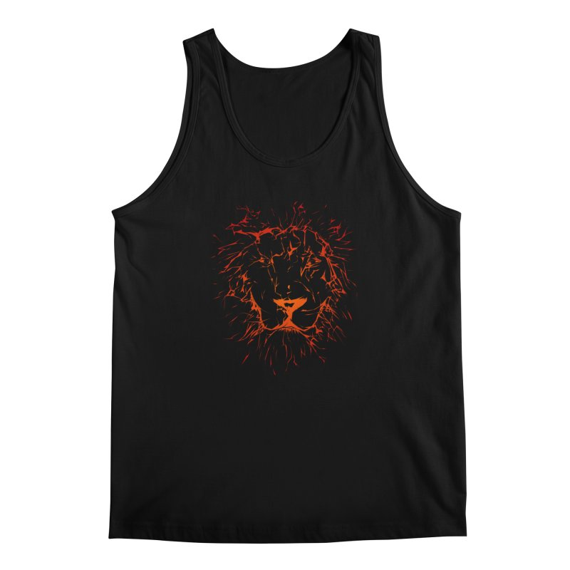 lava lion Men's Tank by SOE