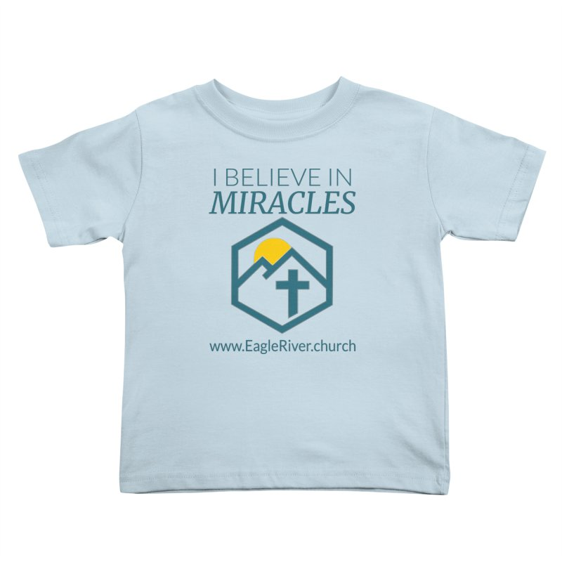I Believe in Miracles (2019) Kids Toddler T-Shirt by soer's Artist Shop