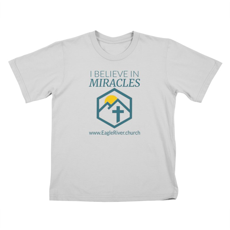I Believe in Miracles (2019) Kids T-Shirt by soer's Artist Shop