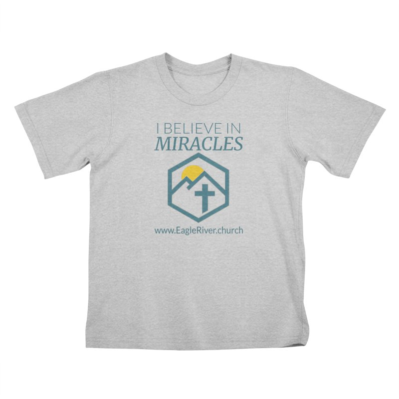 I Believe in Miracles (2019) Kids T-Shirt by soer's Artist Shop