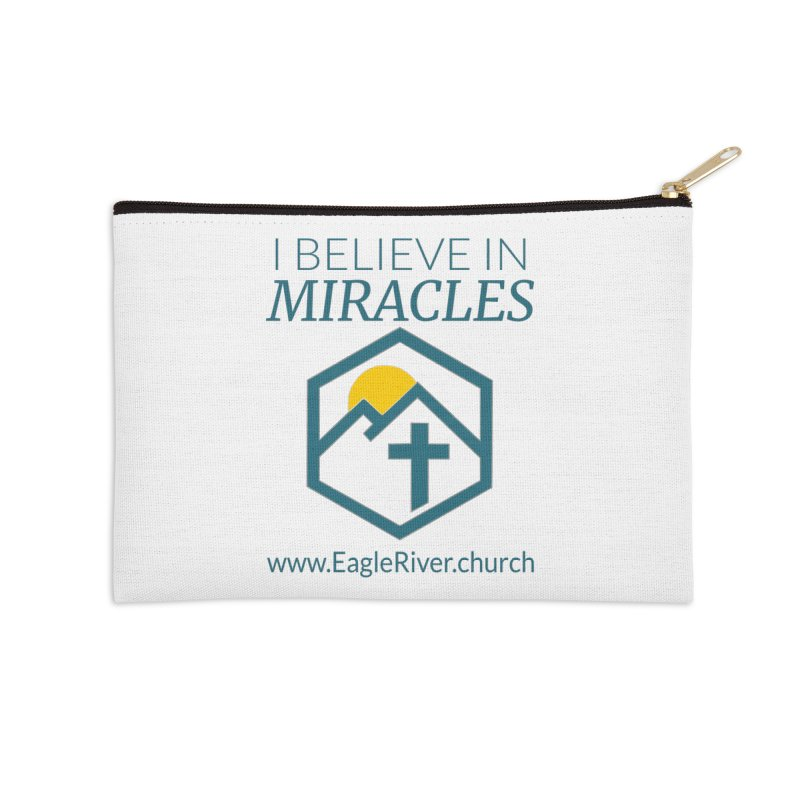 I Believe in Miracles (2019) Accessories Zip Pouch by soer's Artist Shop