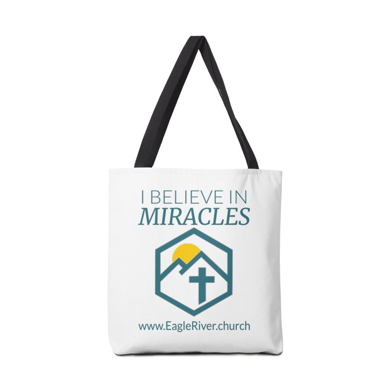 I Believe in Miracles (2019) Accessories Tote Bag Bag by soer's Artist Shop