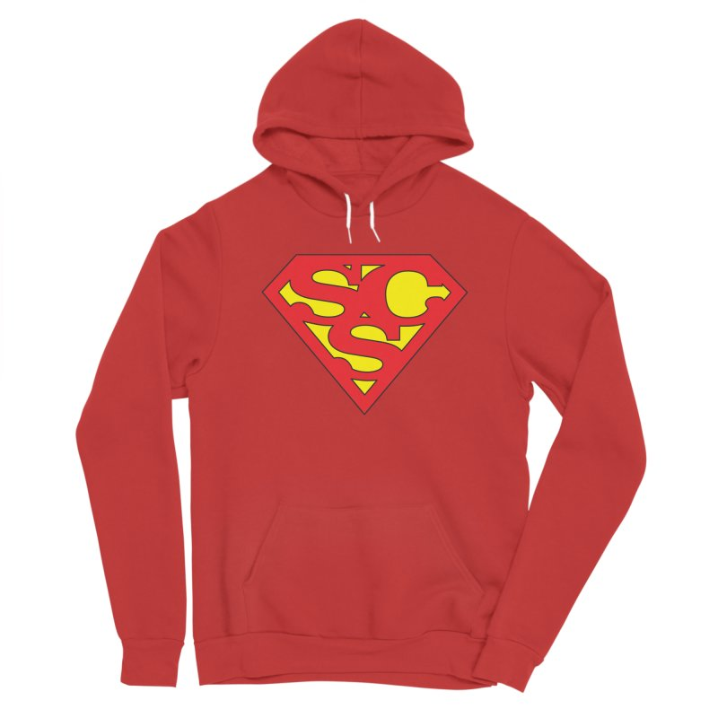 """Super Sweetheart"" Logo Women's Pullover Hoody by Sofa City Sweetheart Discount Superstore"