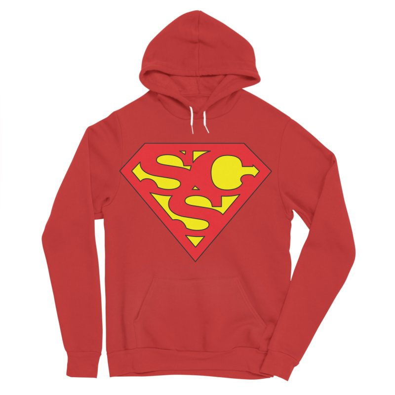 """""""Super Sweetheart"""" Logo Women's Pullover Hoody by Sofa City Sweetheart Discount Superstore"""