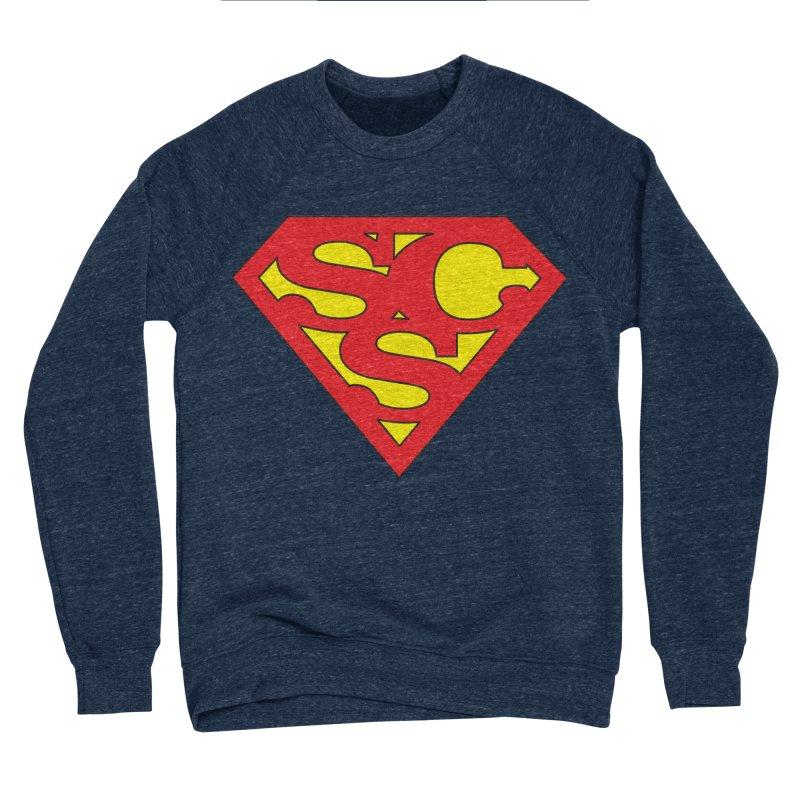 """Super Sweetheart"" Logo Women's Sponge Fleece Sweatshirt by Sofa City Sweetheart Discount Superstore"