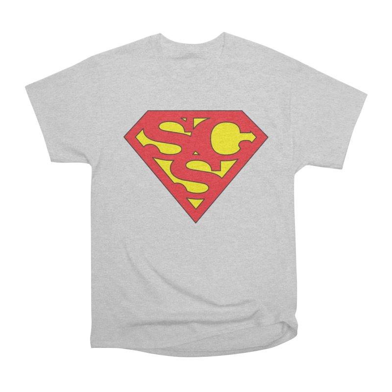"""Super Sweetheart"" Logo Women's Heavyweight Unisex T-Shirt by Sofa City Sweetheart Discount Superstore"