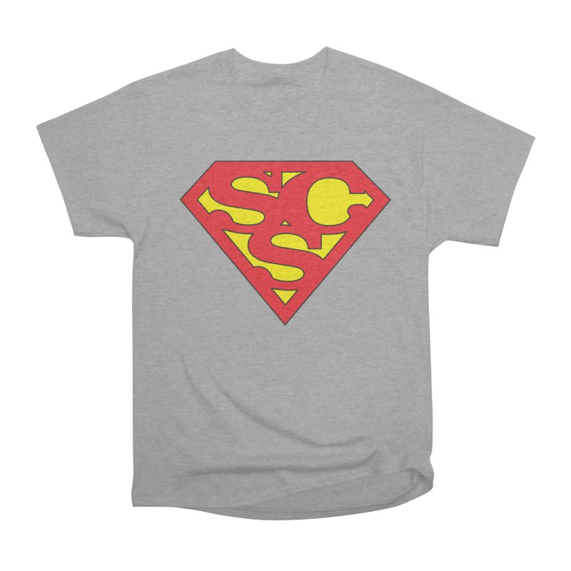 """Super Sweetheart"" Logo Women's Heavyweight Unisex T-Shirt by Sofa City Sweetheart Discount Superstore"