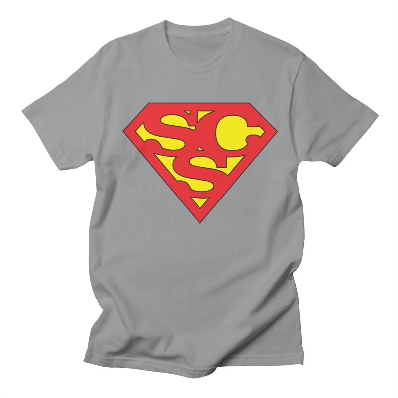 """Super Sweetheart"" Logo Women's Regular Unisex T-Shirt by Sofa City Sweetheart Discount Superstore"