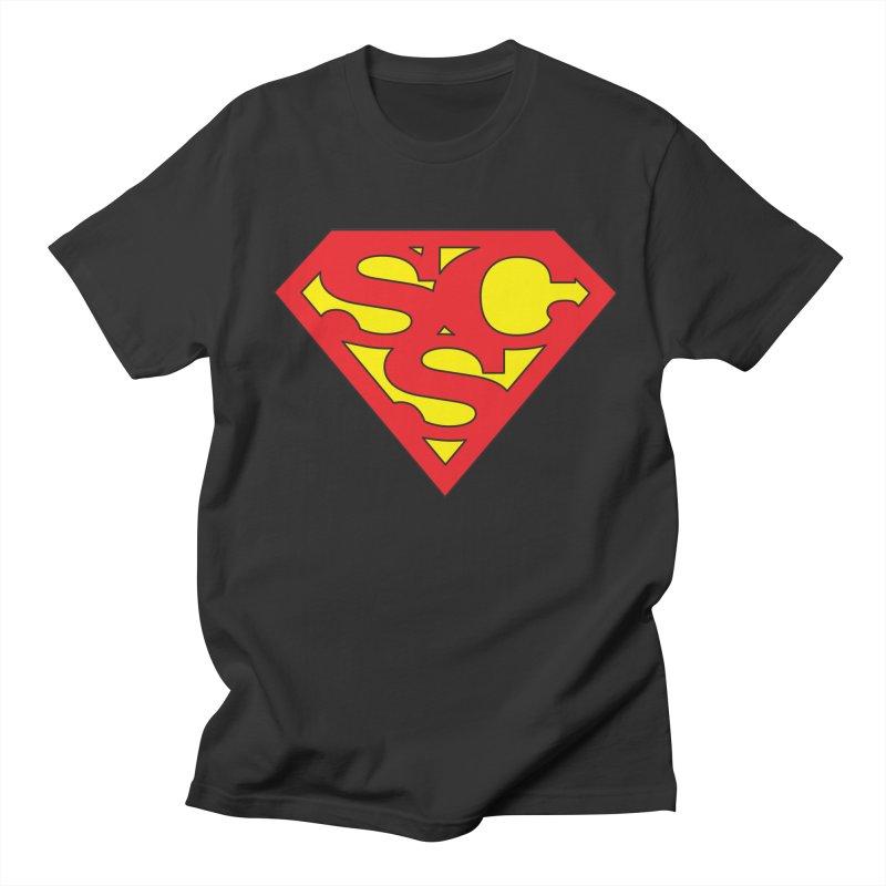 """Super Sweetheart"" Logo Women's Regular Unisex T-Shirt by Sofa City Sweetheart Discount Superstore"