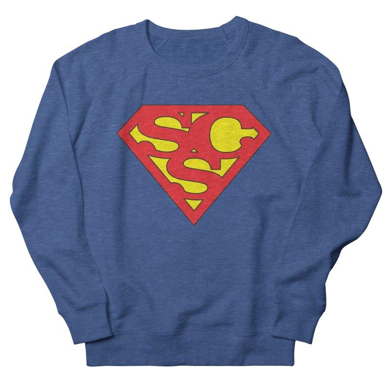 """Super Sweetheart"" Logo Women's Sweatshirt by Sofa City Sweetheart Discount Superstore"