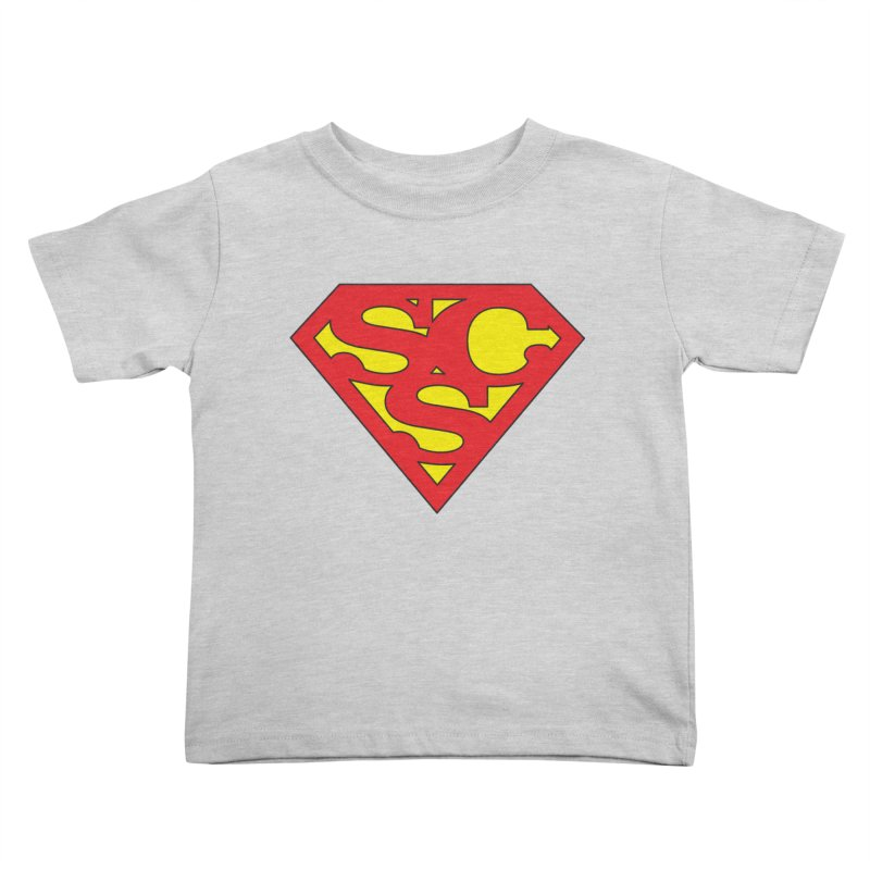"""Super Sweetheart"" Logo Kids Toddler T-Shirt by Sofa City Sweetheart Discount Superstore"