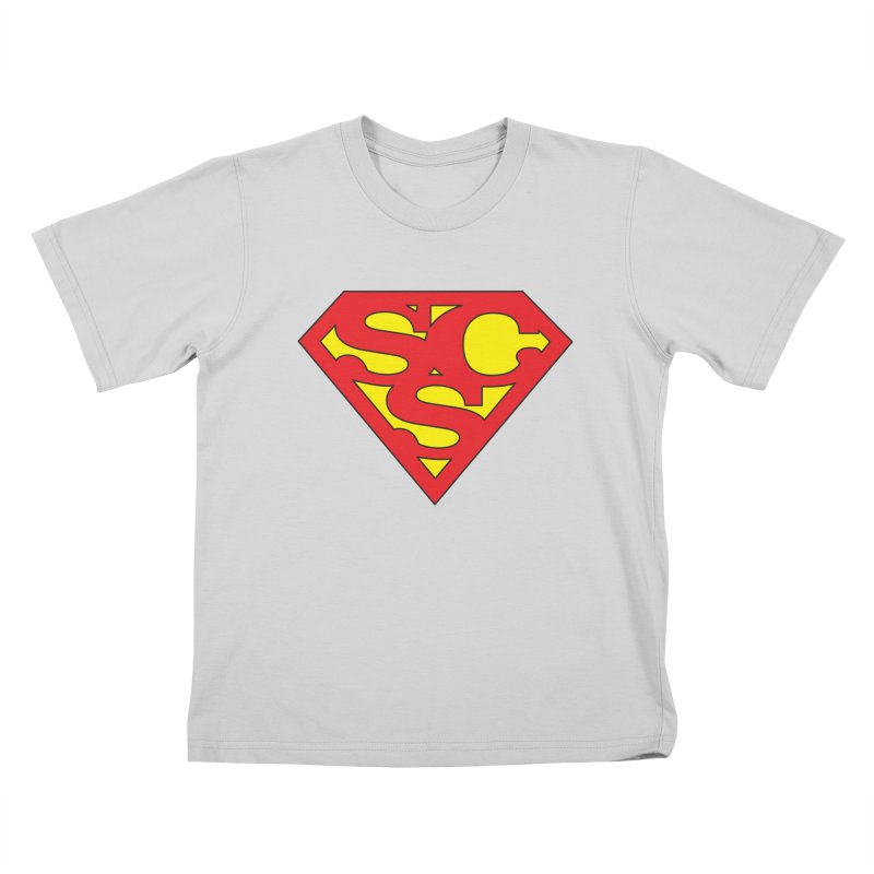 """""""Super Sweetheart"""" Logo Kids T-Shirt by Sofa City Sweetheart Discount Superstore"""