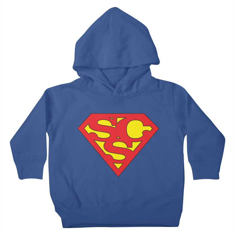 """""""Super Sweetheart"""" Logo Kids Toddler Pullover Hoody by Sofa City Sweetheart Discount Superstore"""