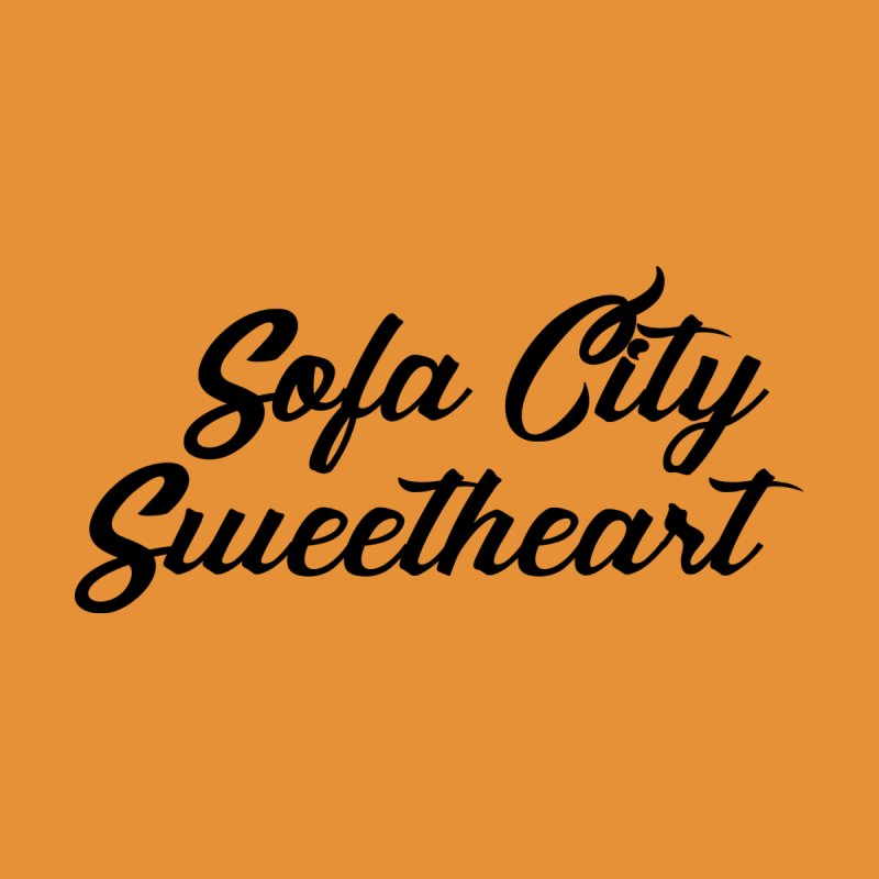 "Sofa City ""Summer Camp"" (Black Font) Women's Longsleeve T-Shirt by Sofa City Sweetheart Discount Superstore"
