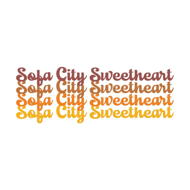 Sofa City Sweetheart - On Repeat! Men's T-Shirt by Sofa City Sweetheart Discount Superstore