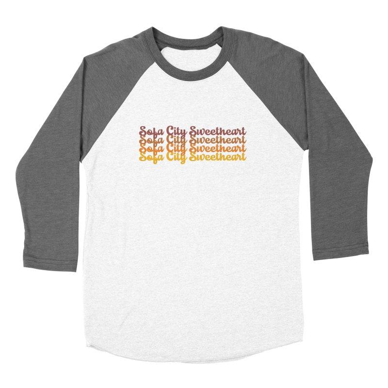 Sofa City Sweetheart - On Repeat! Women's Longsleeve T-Shirt by Sofa City Sweetheart Discount Superstore