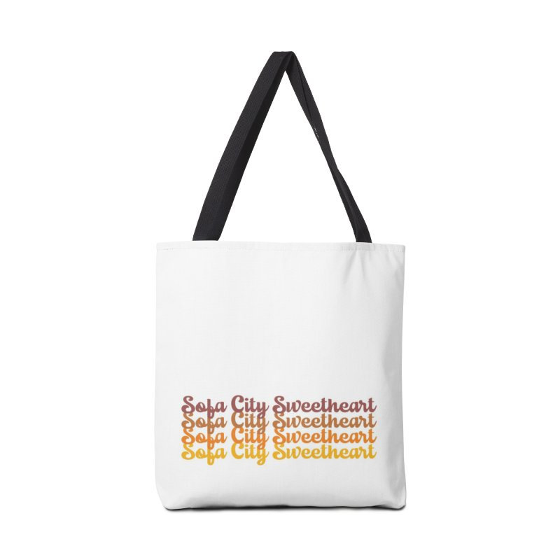 Sofa City Sweetheart - On Repeat! Accessories Bag by Sofa City Sweetheart Discount Superstore