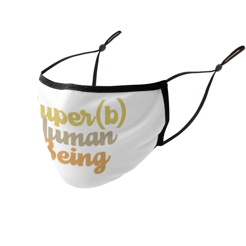 Super(b) Human Being! Accessories Face Mask by Sofa City Sweetheart Discount Superstore