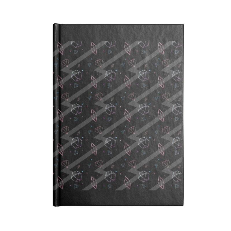 Diamonds Accessories Notebook by Sofimartina's Artist Shop