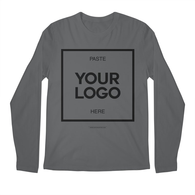 LOGO Men's Longsleeve T-Shirt by Sofimartina's Artist Shop
