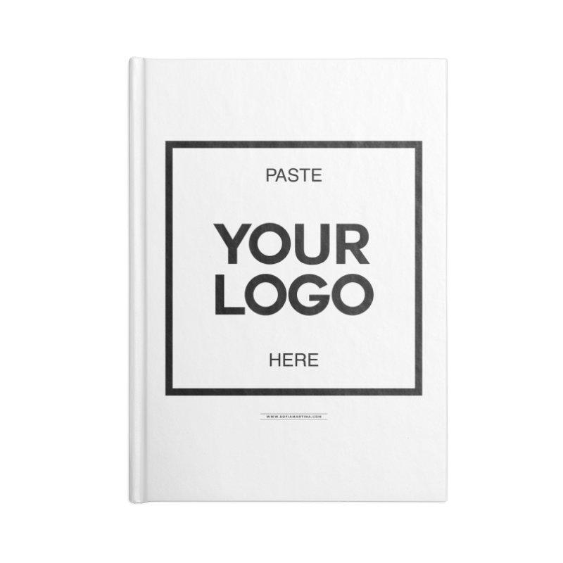 LOGO Accessories Notebook by Sofimartina's Artist Shop