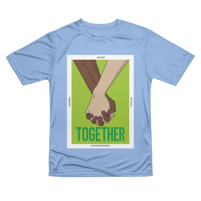 Together Women's T-Shirt by Sofimartina's Artist Shop