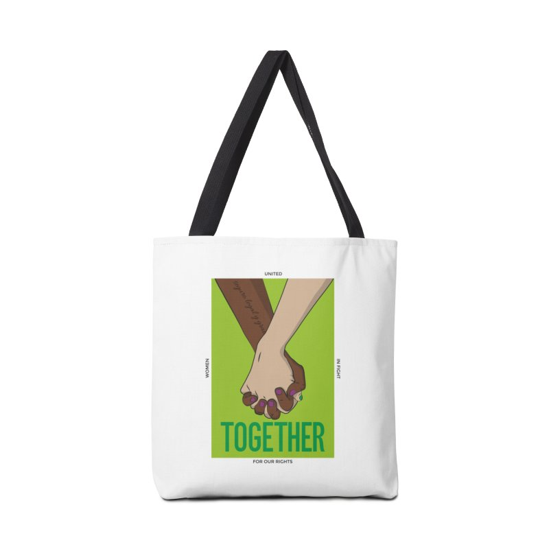 Together Accessories Bag by Sofimartina's Artist Shop