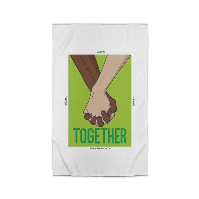 Together Home Rug by Sofimartina's Artist Shop