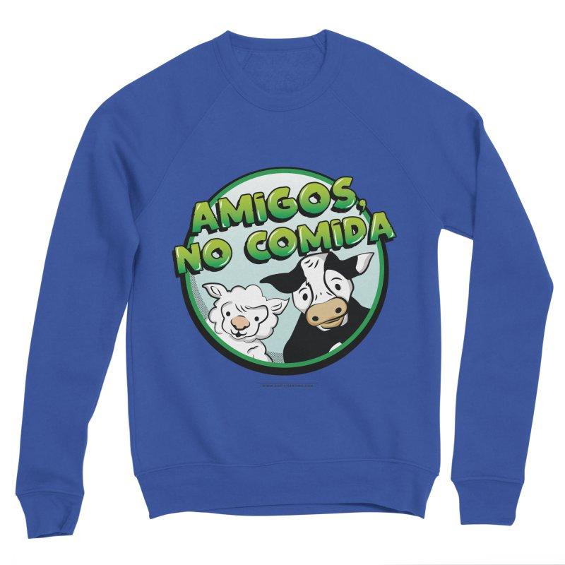 Friends, no food Men's Sweatshirt by Sofimartina's Artist Shop