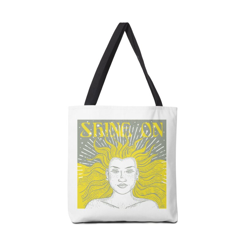Shine on Accessories Bag by Sofimartina's Artist Shop