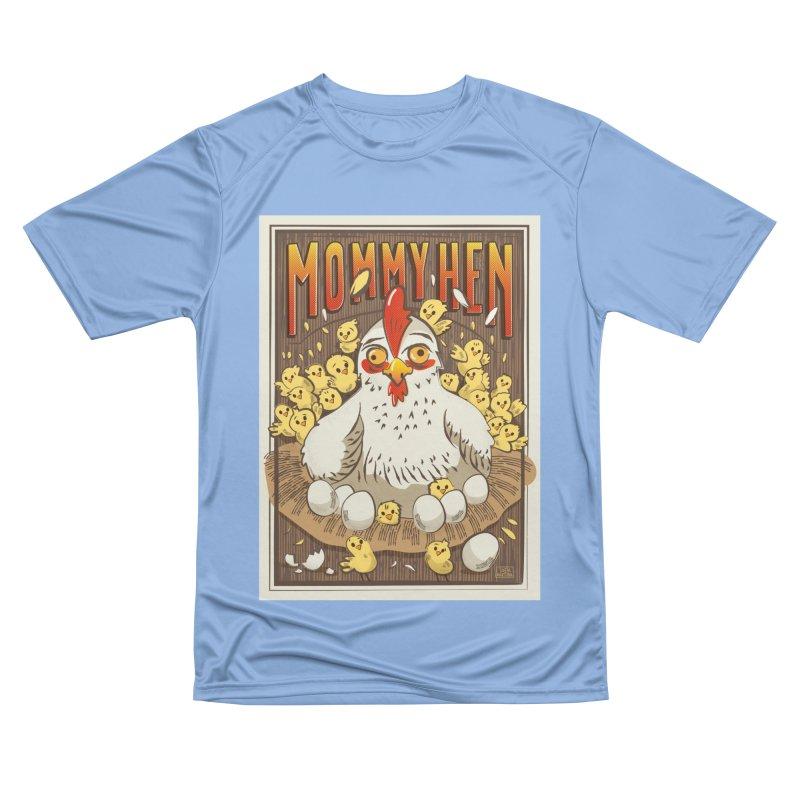 Moomy Hen Women's T-Shirt by Sofimartina's Artist Shop