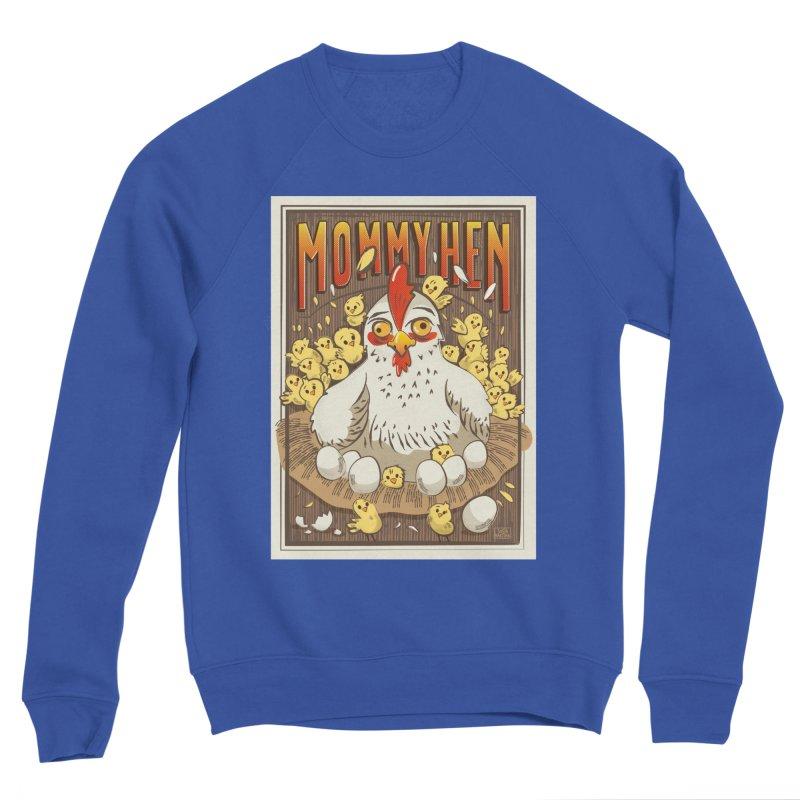 Moomy Hen Women's Sweatshirt by Sofimartina's Artist Shop