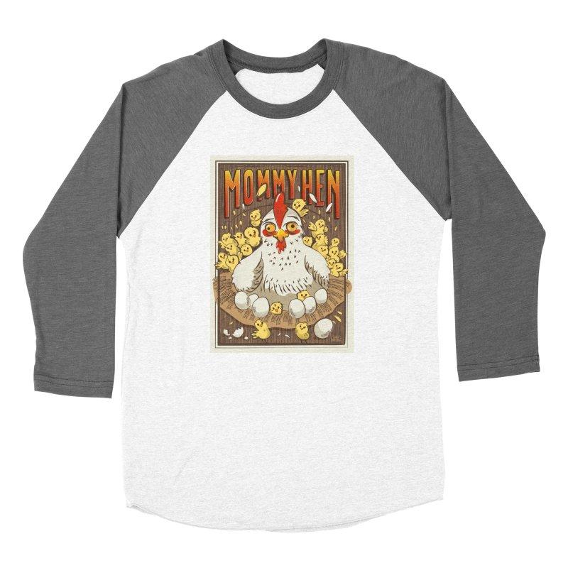 Moomy Hen Women's Longsleeve T-Shirt by Sofimartina's Artist Shop