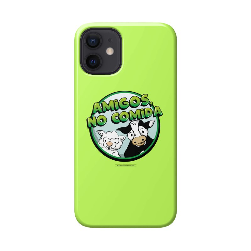 Friends no food Accessories Phone Case by Sofimartina's Artist Shop
