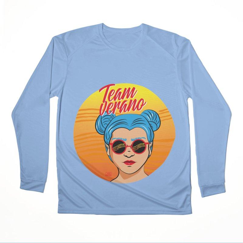 Team Summer Men's Longsleeve T-Shirt by Sofimartina's Artist Shop