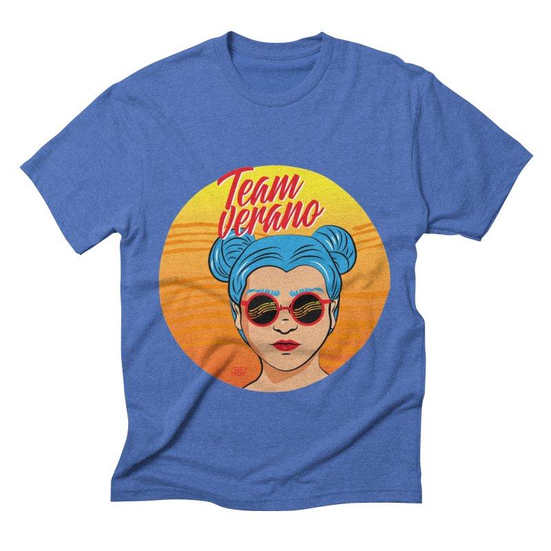 Team Summer Men's T-Shirt by Sofimartina's Artist Shop