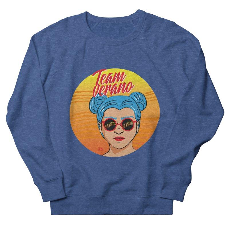 Team Summer Men's Sweatshirt by Sofimartina's Artist Shop