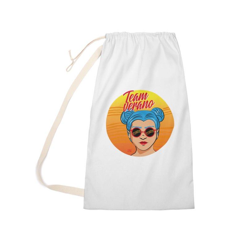 Team Summer Accessories Bag by Sofimartina's Artist Shop