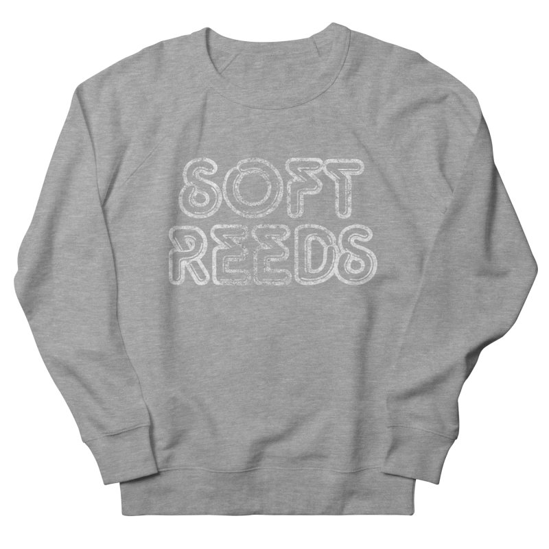 SOFT-1 Men's French Terry Sweatshirt by softreeds's Artist Shop