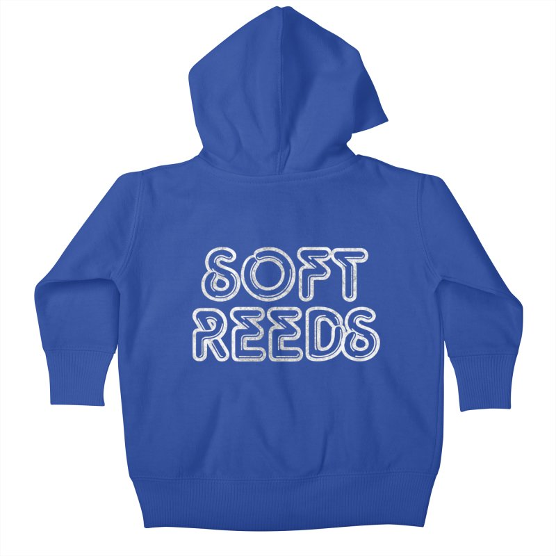 SOFT-1 Kids Baby Zip-Up Hoody by softreeds's Artist Shop