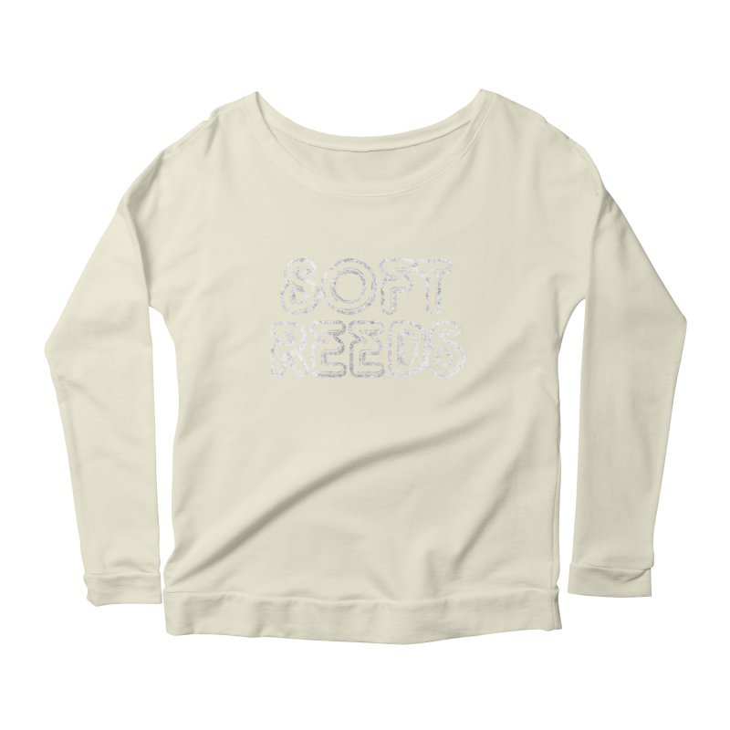 SOFT-1 Women's Scoop Neck Longsleeve T-Shirt by softreeds's Artist Shop