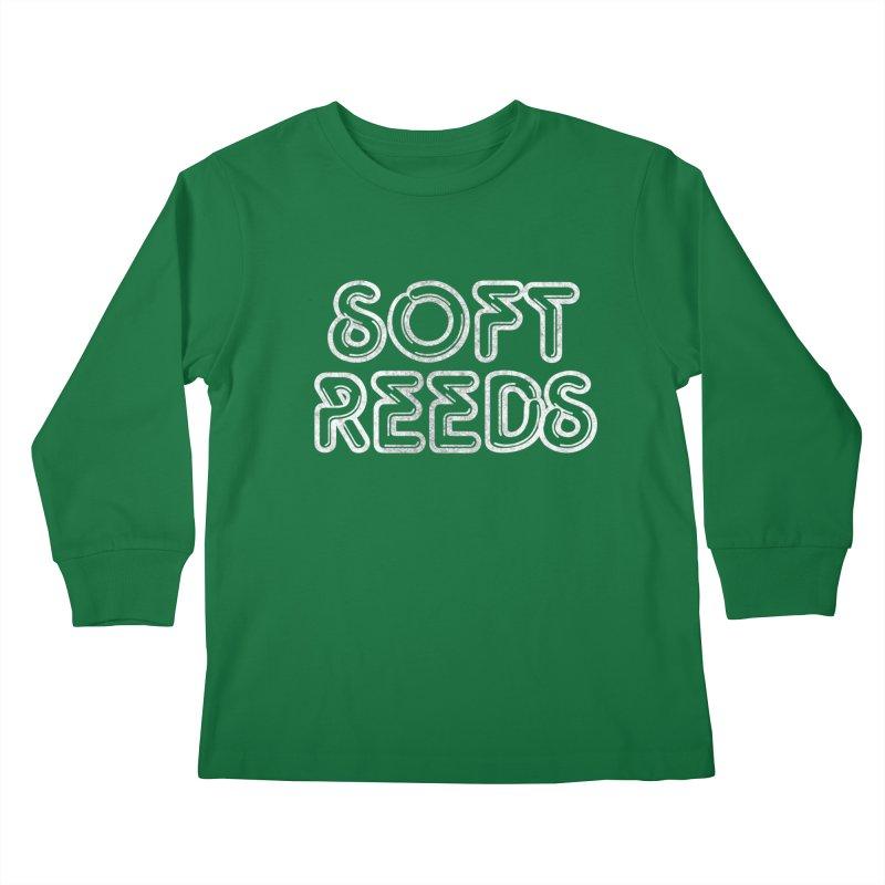 SOFT-1 Kids Longsleeve T-Shirt by softreeds's Artist Shop