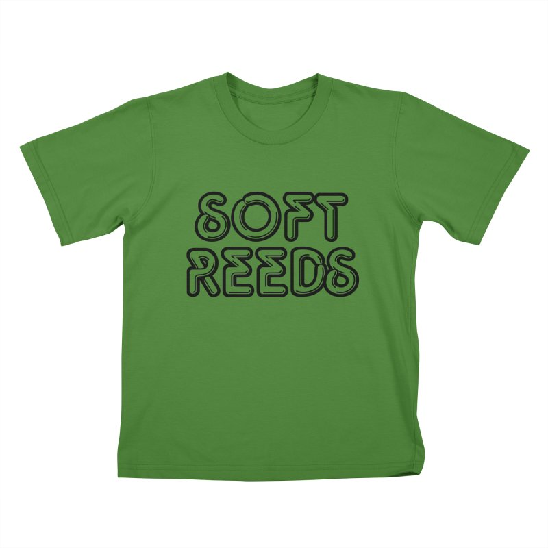 SOFT-2 Kids T-shirt by softreeds's Artist Shop