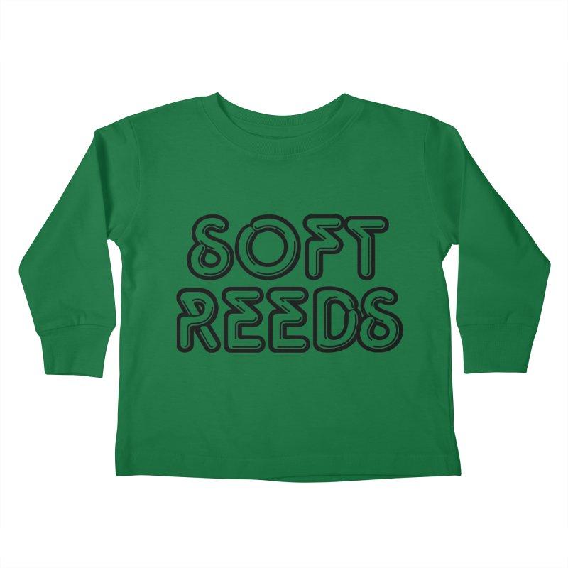 SOFT-2 Kids Toddler Longsleeve T-Shirt by softreeds's Artist Shop