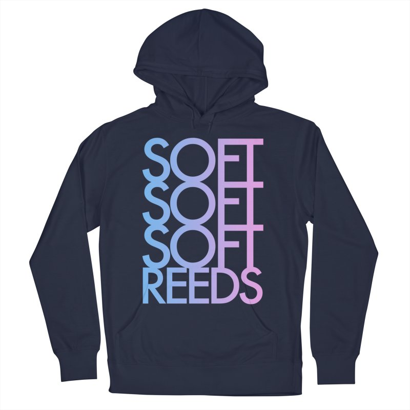 SOFT-3 Women's Pullover Hoody by softreeds's Artist Shop