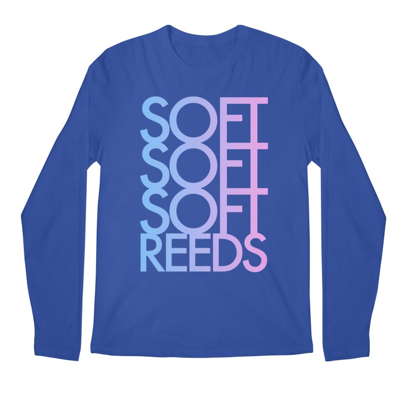 SOFT-3 Men's Regular Longsleeve T-Shirt by softreeds's Artist Shop